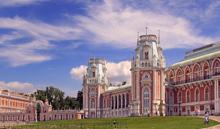 Достопримечательность Москвы - Царицино на Woman Planet