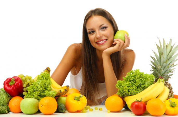 Принципы правильного питания на Woman Planet