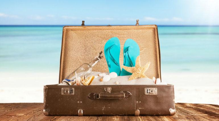 Список вещей, что взять с собой на море на Woman Planet