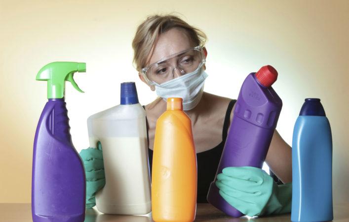 Химические средства удаления плесени на Woman Planet