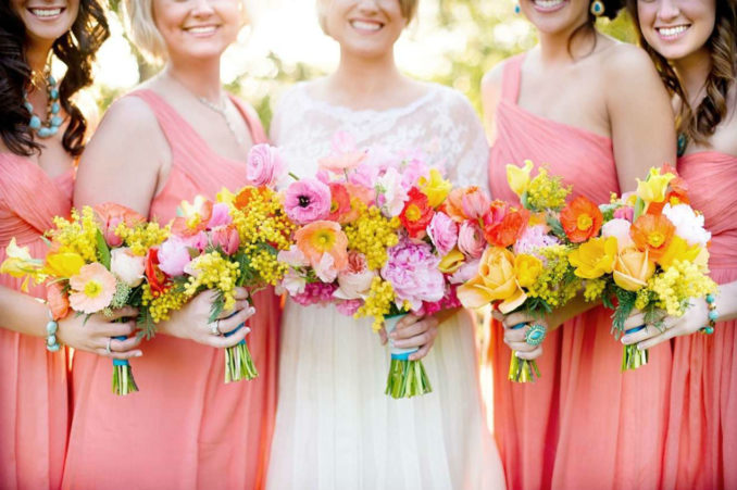 Розовая свадьба - юбилеи свадеб на Woman Planet