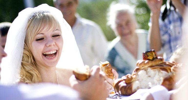Каравай - свадебные традиции на Woman Planet