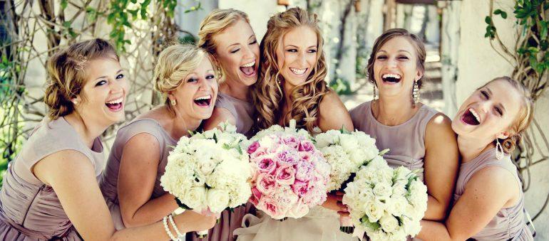 Подружки невесты - свадебные традиции на Woman Planet