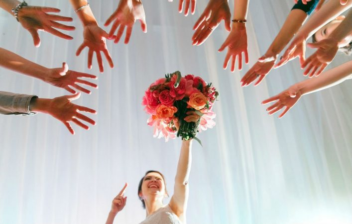 Букет невесты - свадебные традиции на Woman Planet