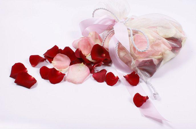 Лепестки розы - свадебные традиции на Woman Planet