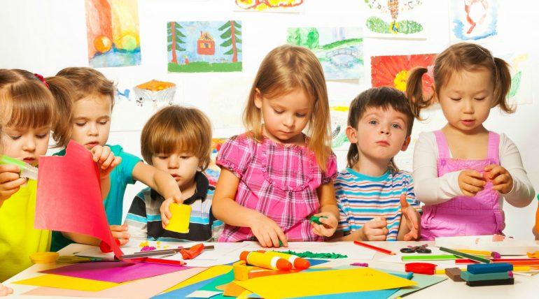 Первый день в детском садике на Woman Planet