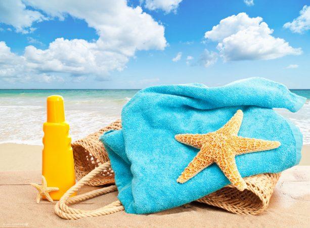 Предметы, которые необходимо взять на пляж на Woman Planet