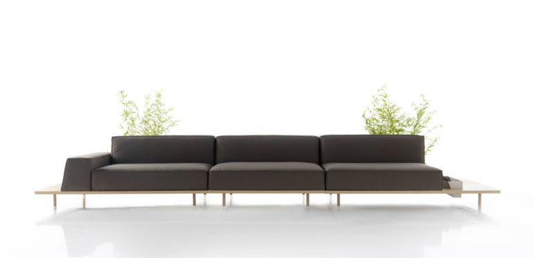 Выбор мебели в комнату в стиле минимализм Woman Planet