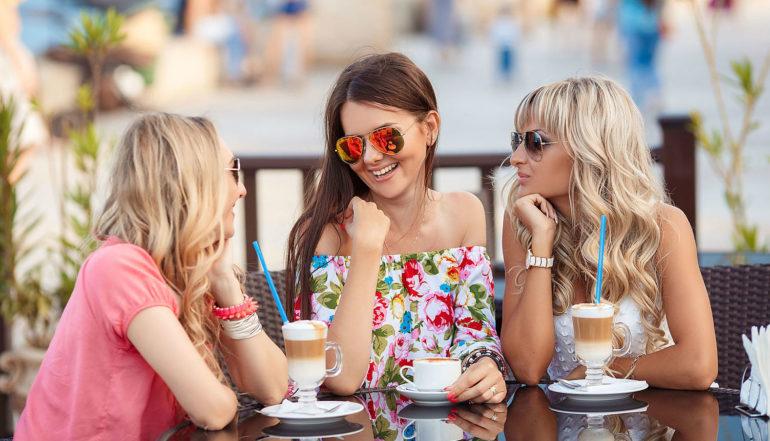 Три подруги - рассказ из жизни Woman Planet