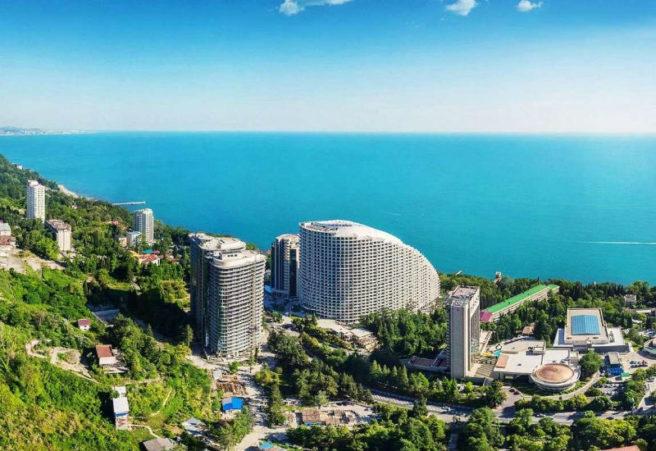 Краснодарский край Сочи - курорты России на Woman Planet