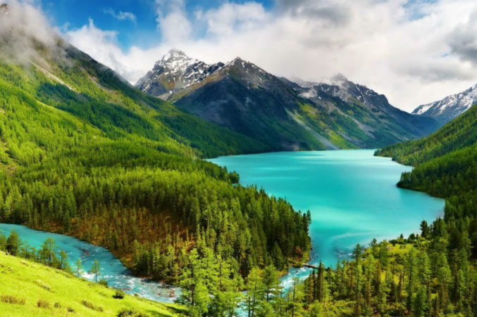Горный Алтай - популярные курорты на Woman Planet