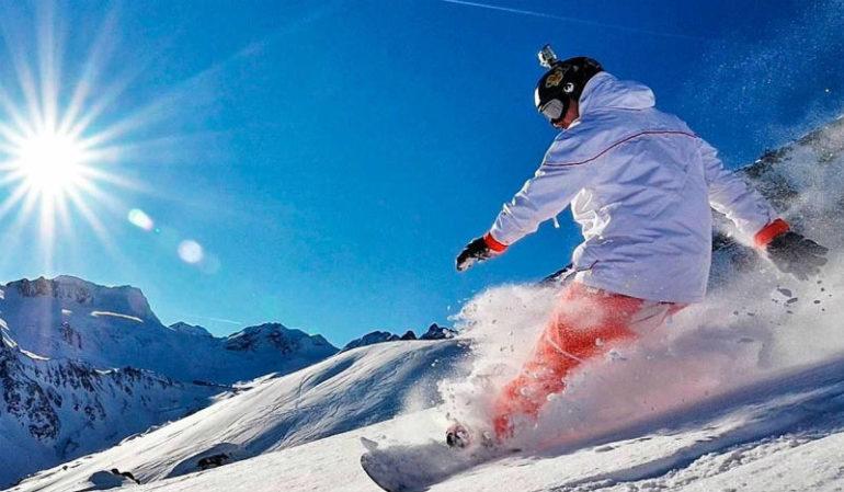 Красная поляна - горнолыжные курорты на Woman Planet
