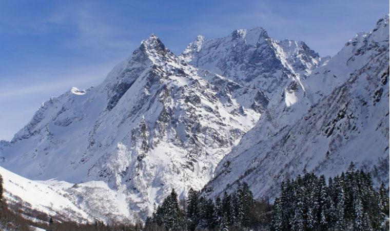 Домбай - горнолыжные курорты на Woman Planet