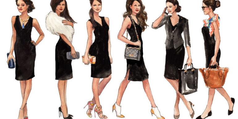 Основы женского дресс-кода Woman Planet