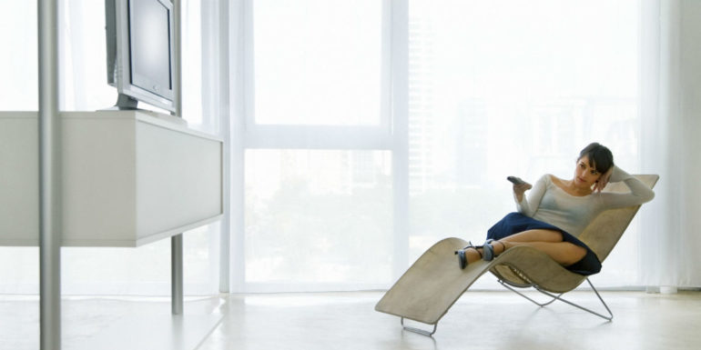 Дизайн комнаты в стиле хай-тек на Woman Planet