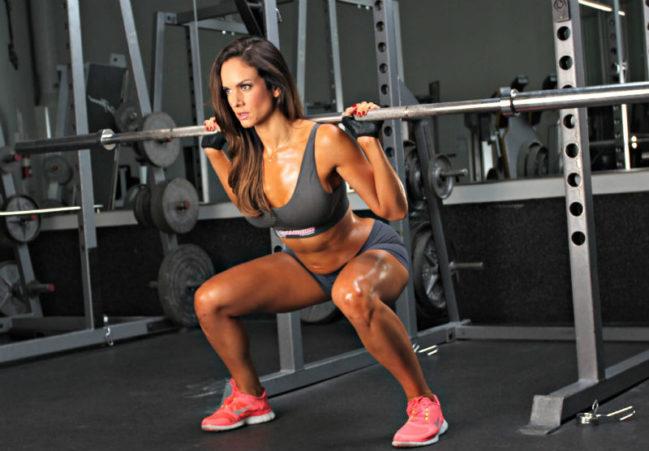 Индивидуальный силовой тренинг Woman Planet