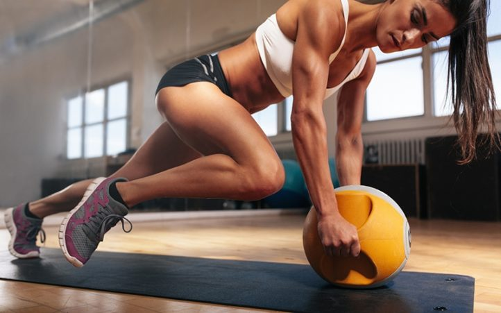 Тренировки на похудение Woman Planet