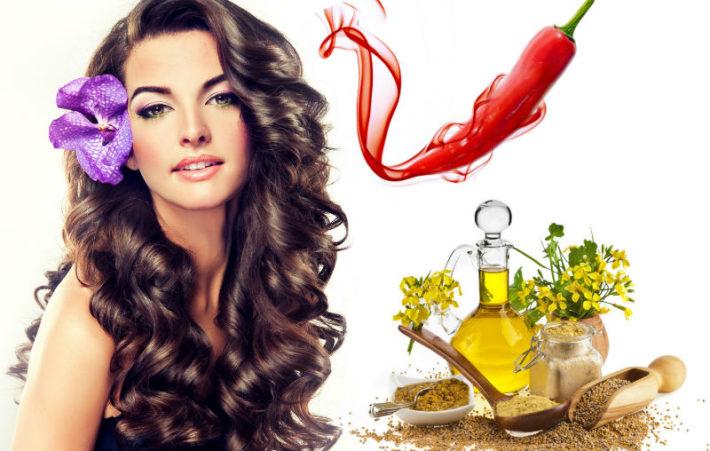 Народные средства для роста волос на Woman Planet