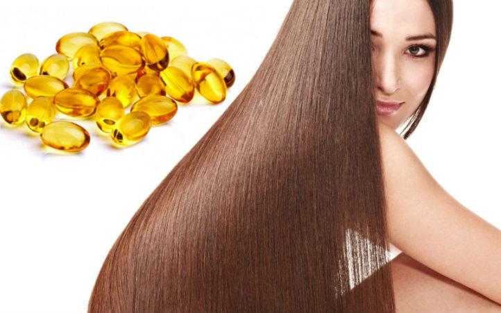 Маски из витаминов для роста волос на Woman Planet