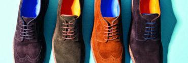 Как почистить замшевую обувь на Woman Planet