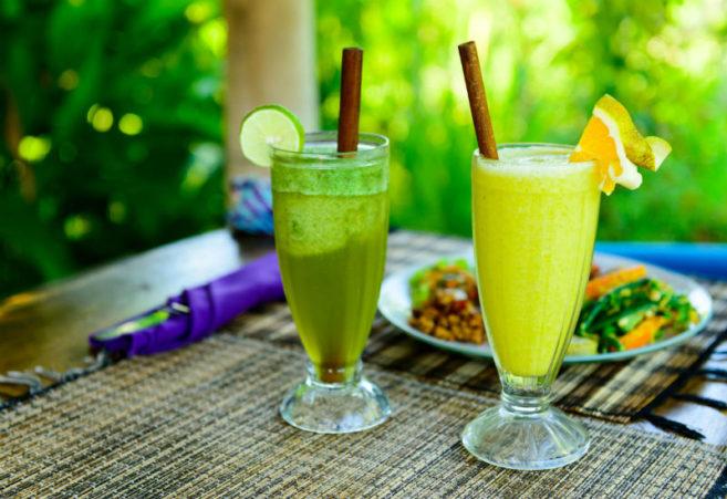 Напитки на Бали Woman Planet