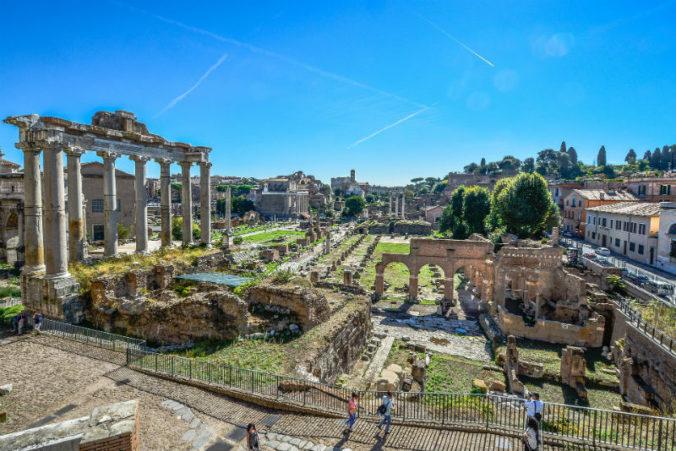 Рим - достопримечательности Италии на Woman Planet