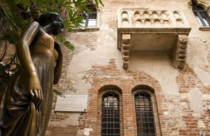 Дом Джульетты - Достопримечательности Италии на Woman Planet
