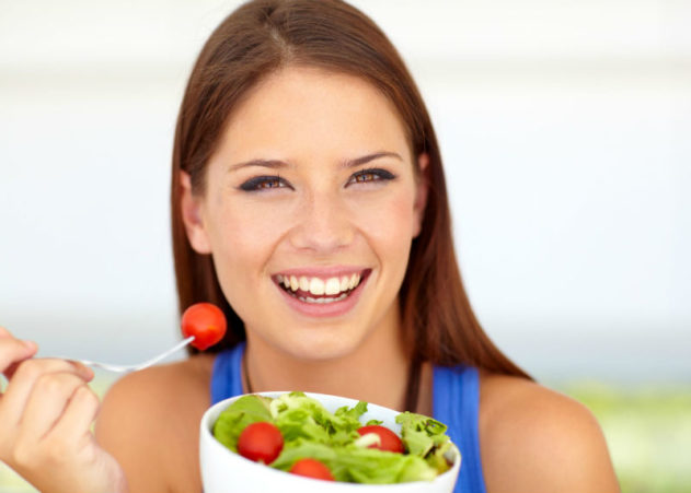 Ускорение метаболизма на Woman Planet