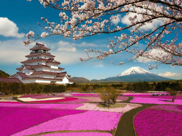 Парки Японии - достопримечательности Японии Woman Planet