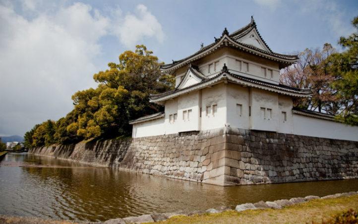 Нидзё в Киото - достопримечательности Японии Woman Planet