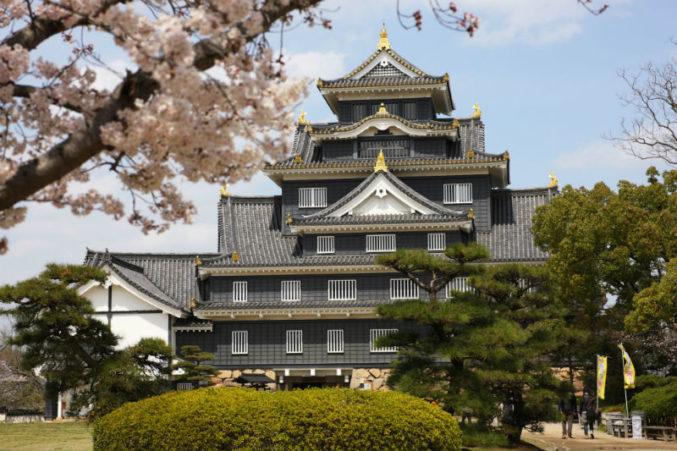 Императорский дворец - достопримечательности Японии Woman Planet