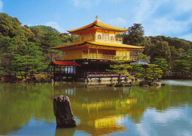 Храмы-близнецы Гинкакудзи и Кинкакудзи - достопримечательности Японии Woman Planet