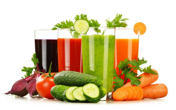 Детокс программа питания меню на 7 дней   Women Planet 04eb9494d04