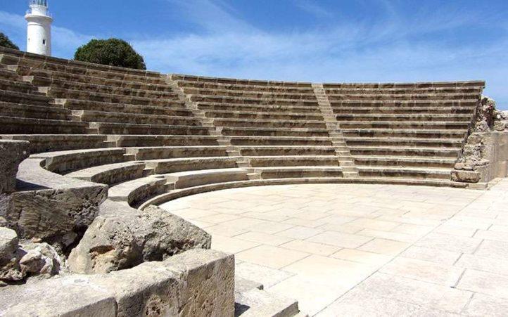 Достопримечательности Кипра парк Курион на Women Planet