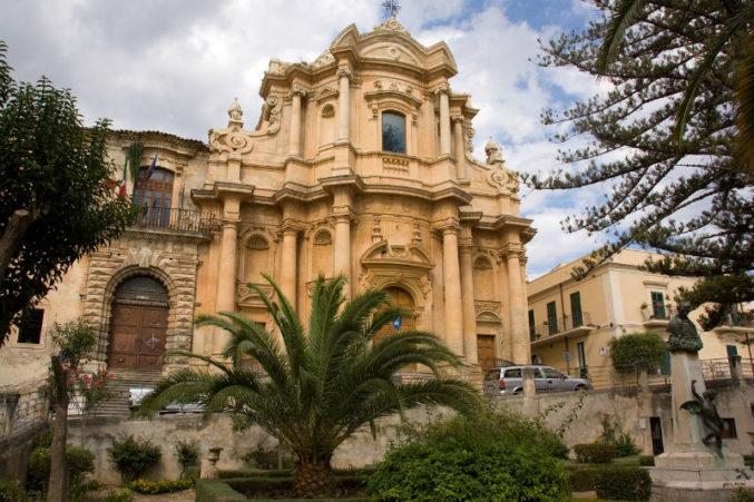 Достопримечательности и архитектура  Сицилии на Woman Planet