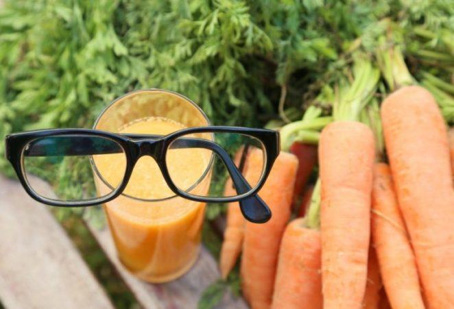 Питание для улучшения зрения на Women Planet