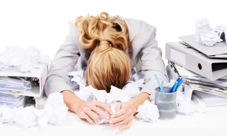 Как проявляется стресс - статьи на сайте Women Planet