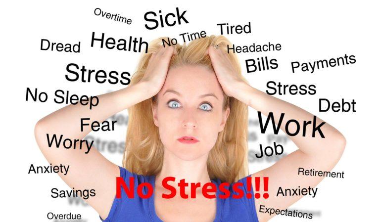 Определение и причины стресса - статьи на сайте Women Planet