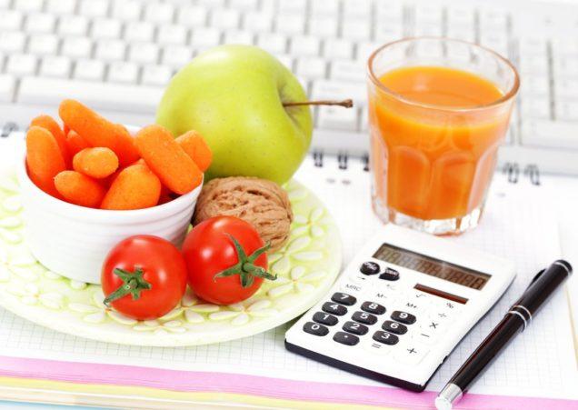 Дневная норма калорий - статьи на Women Planet