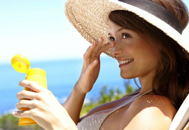 Нужен ли солнцезащитный крем для лица на Woman Planet
