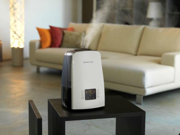 Увлажнение воздуха в квартире способы на Women Planet