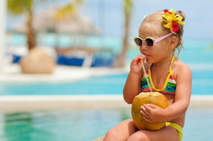 Курорты для отдыха с детьми на Woman Planet