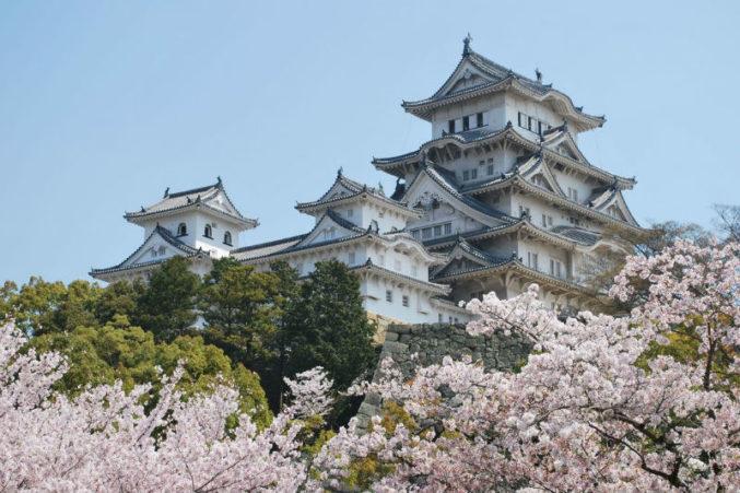 Замок Химэдзи - достопримечательности Японии Women Planet
