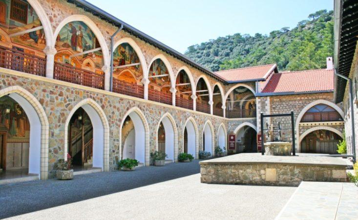 Достопримечательности Кипра монастыри Троодос на Women Planet