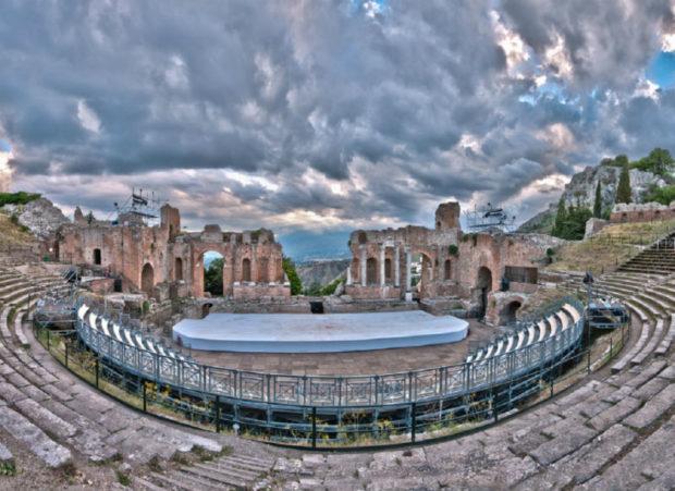 Достопримечательности Сицилии на Women Planet