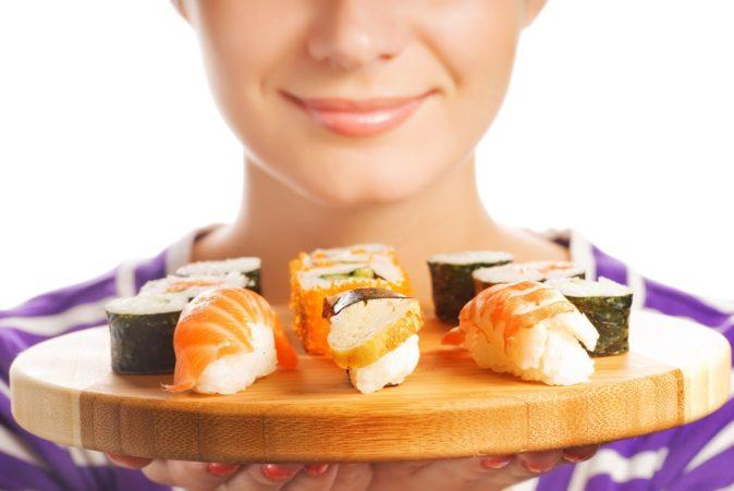 Подготовка организма к японской диете - статьи на Women Planet
