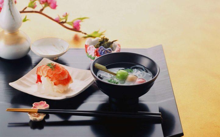 Таблица меню японской диеты - статьи на Women Planet